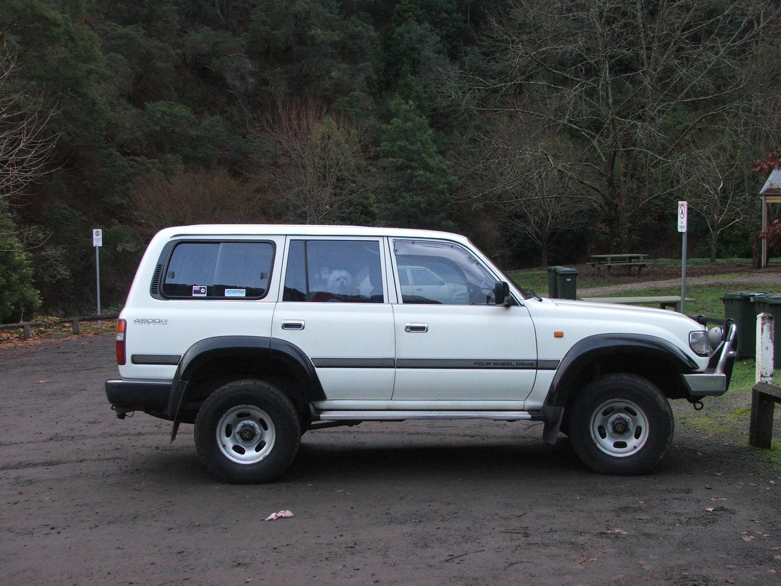 93 Toyota Land Cruiser | Autos Post