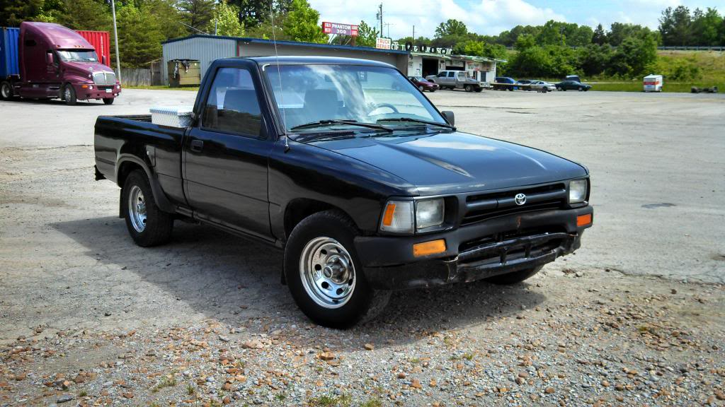 1993 Toyota Pickup Information And Photos Zombiedrive