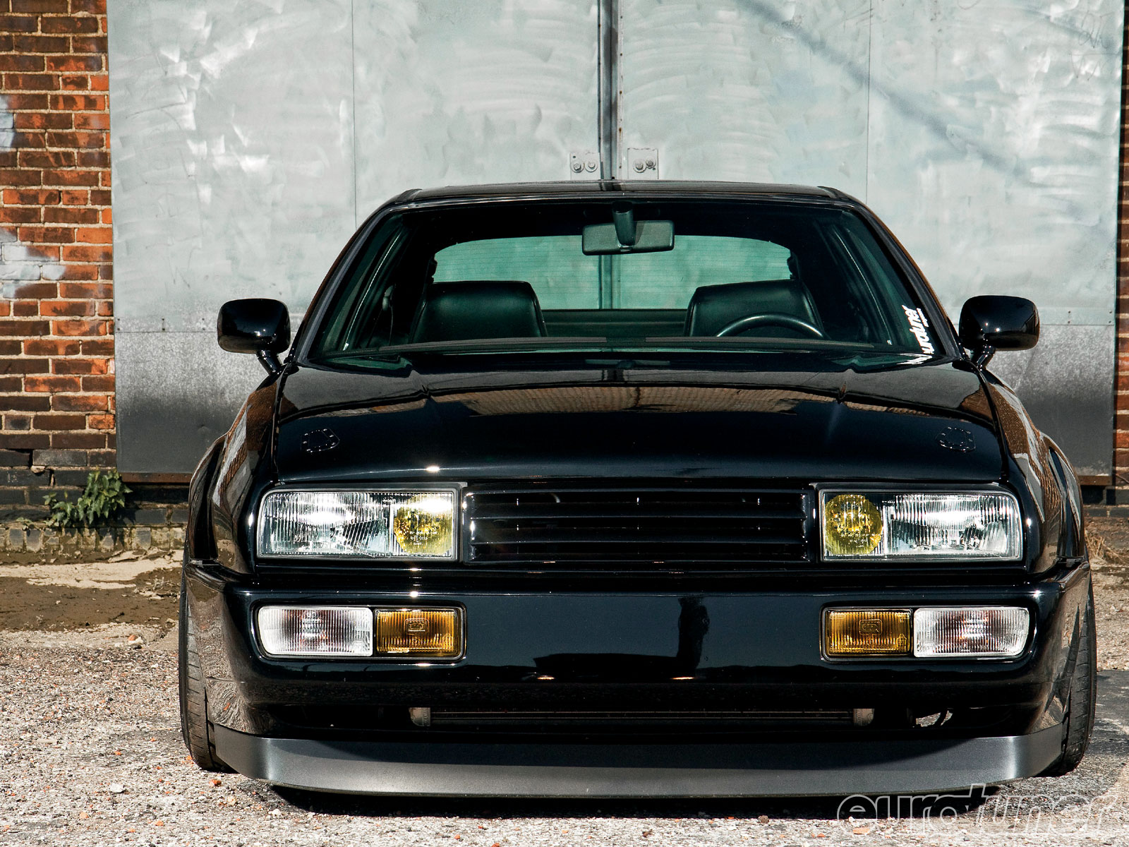 1993 volkswagen corrado information and photos zombiedrive. Black Bedroom Furniture Sets. Home Design Ideas