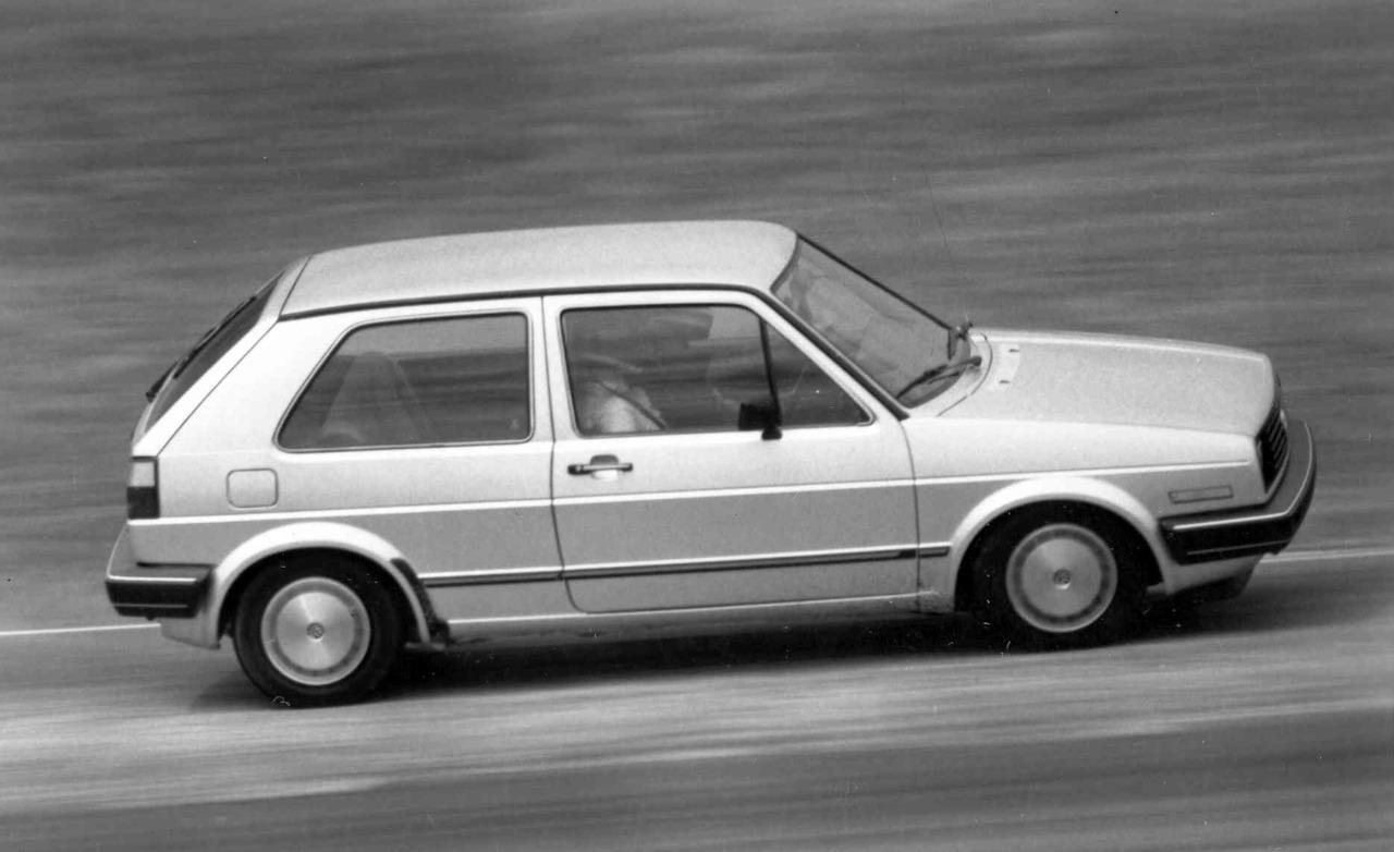 Фольксваген гольф 1993 фото
