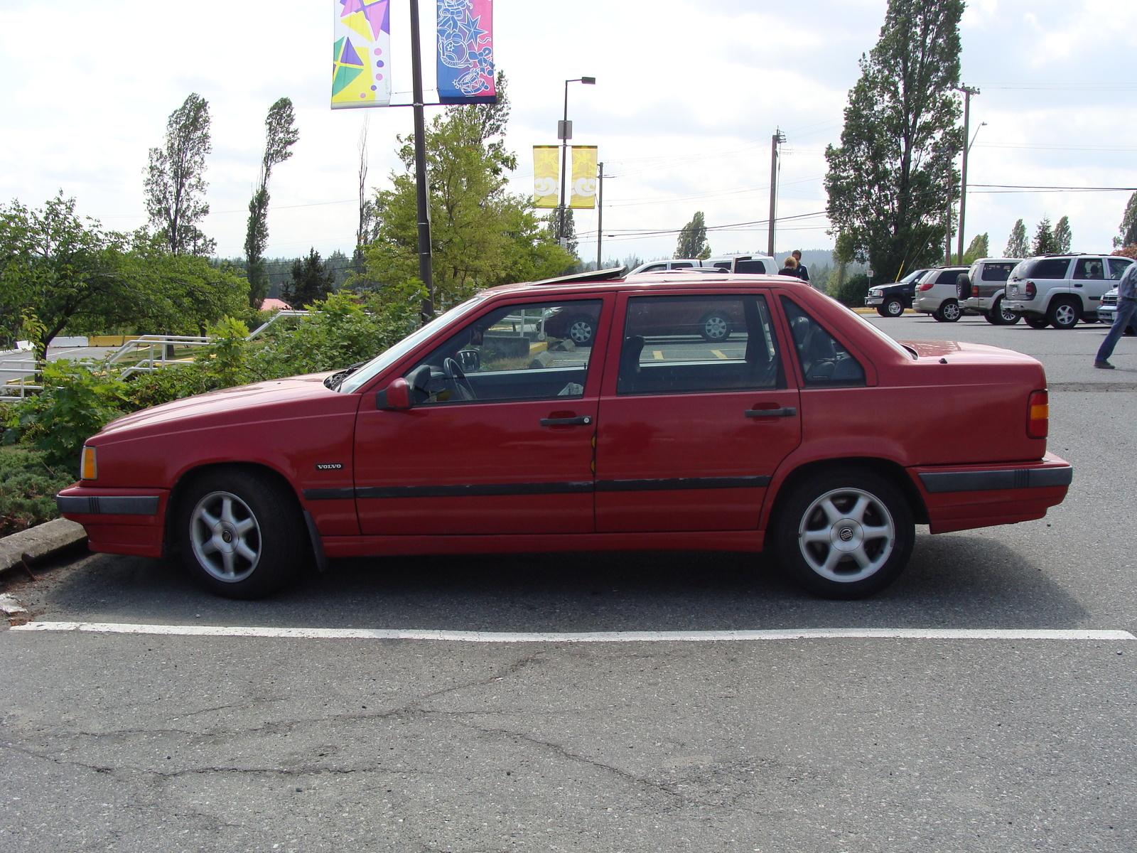 Отзыв Volvo 940 16V Вольво 940 1993 г  282