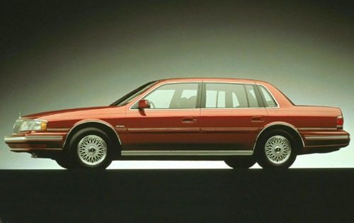 1993 Lincoln Continental  exterior #1