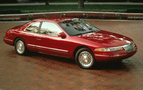 1993 Lincoln Mark VIII 2  exterior #1