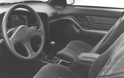 1993 Oldsmobile Achieva 4 interior #4