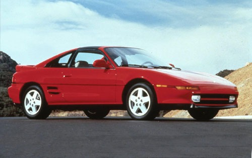 1993 Toyota MR2 2 Dr STD  exterior #1