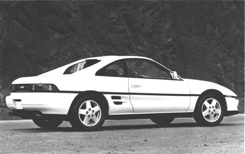 1993 Toyota MR2 2 Dr STD  exterior #4