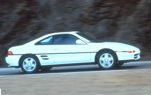1993 Toyota MR2 2 Dr STD  exterior #3