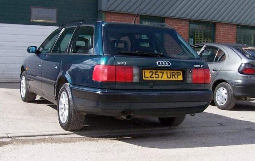 1994 Audi 100 Image 1