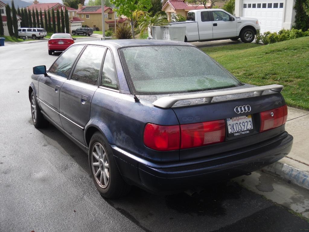 1994 Audi 90 Image 3