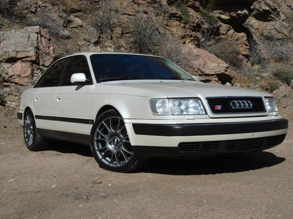 1994 Audi S4 Image 5
