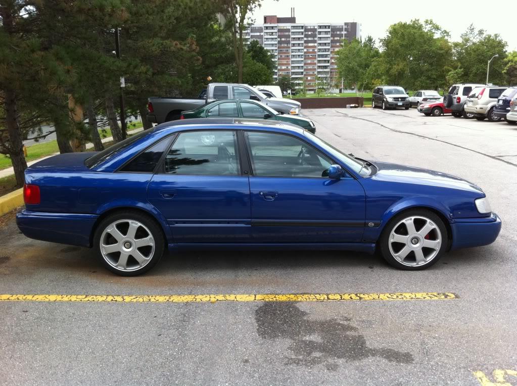 1994 Audi S4 Image 11