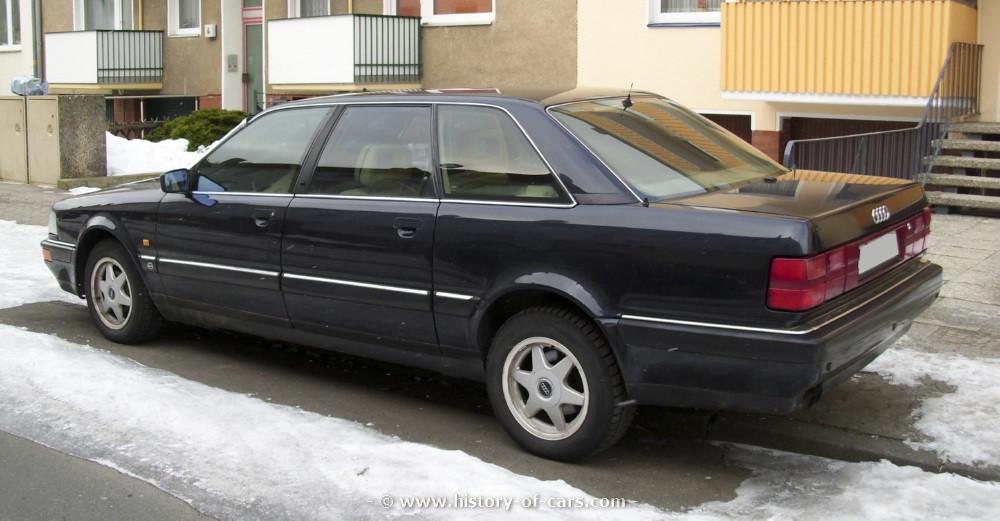 1994 Audi V8 Image 11