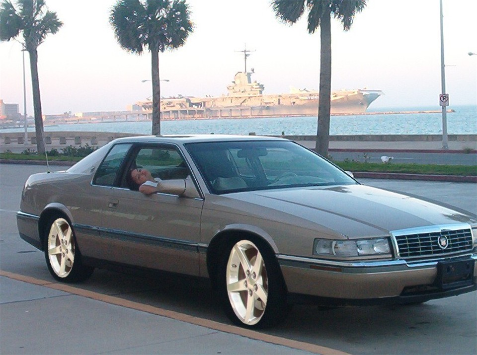 1994 Cadillac Eldorado - Information and photos - ZombieDrive