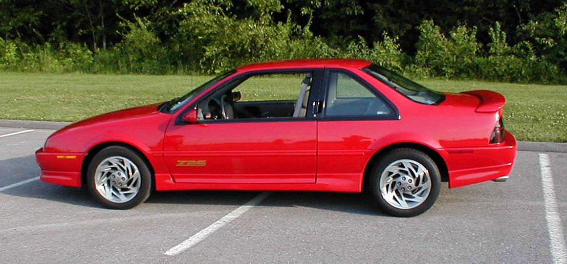 1994 Chevrolet Beretta Image 12
