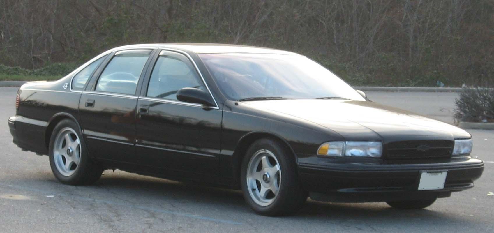 1994 Chevrolet Impala #7 Chevrolet Impala #7