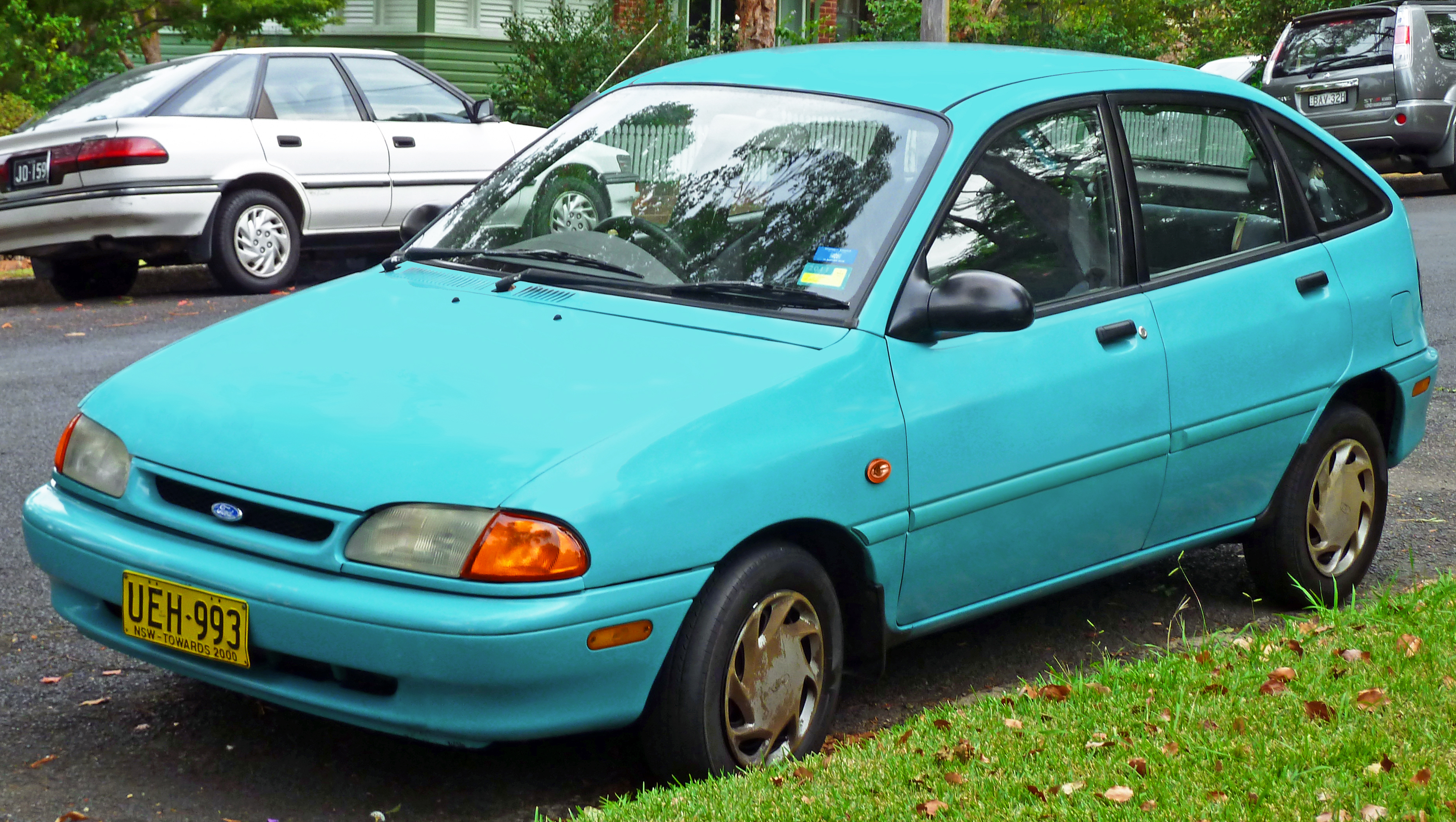 Ford Aspire  Ford Aspire