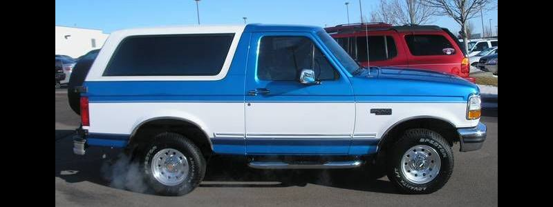 1994 ford bronco image 5