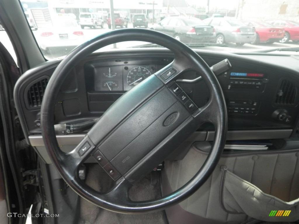 Ford Passenger Van >> 1994 FORD E-150 - Image #4