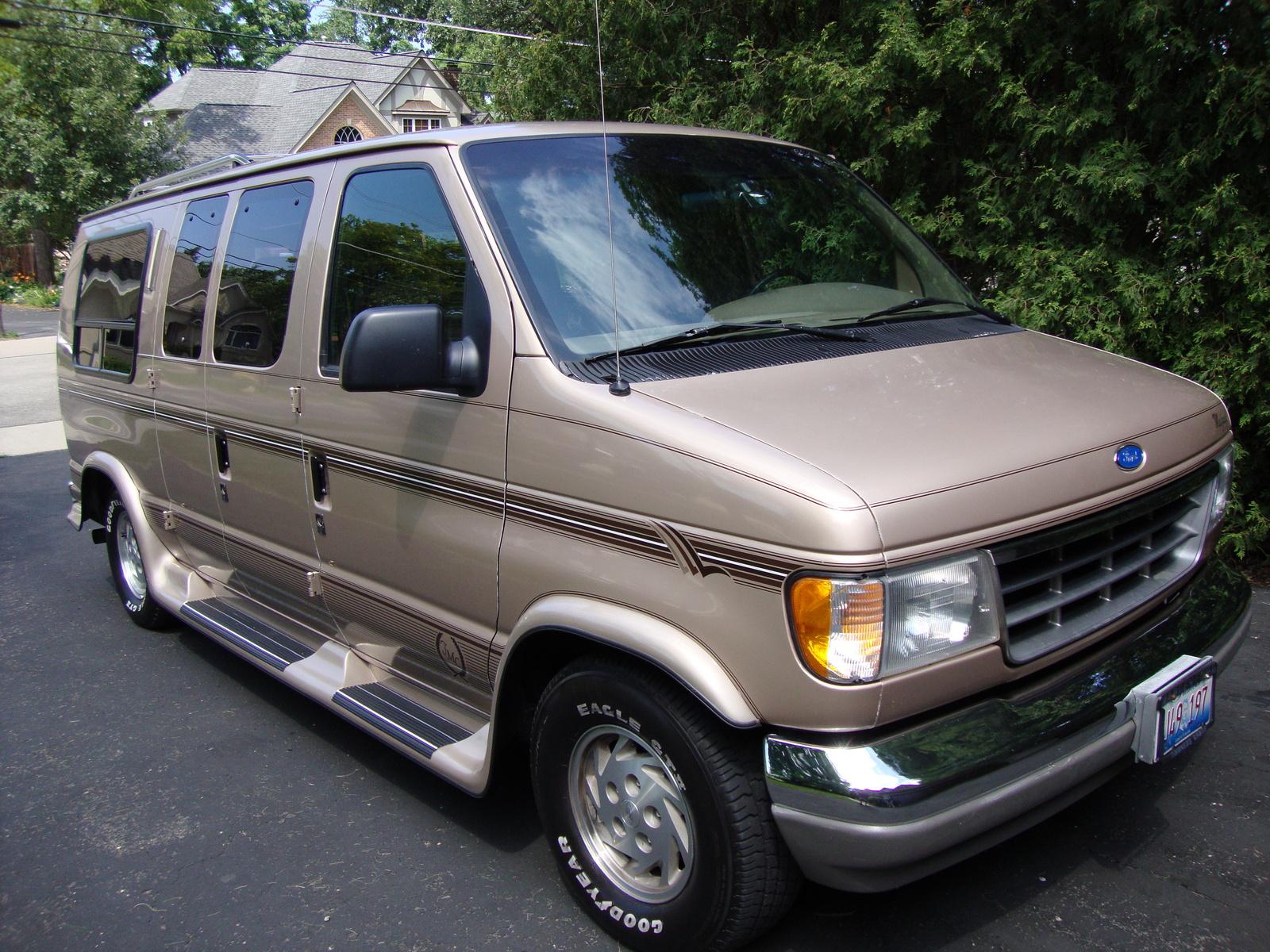 1994 ford e 150 8 ford e 150 8