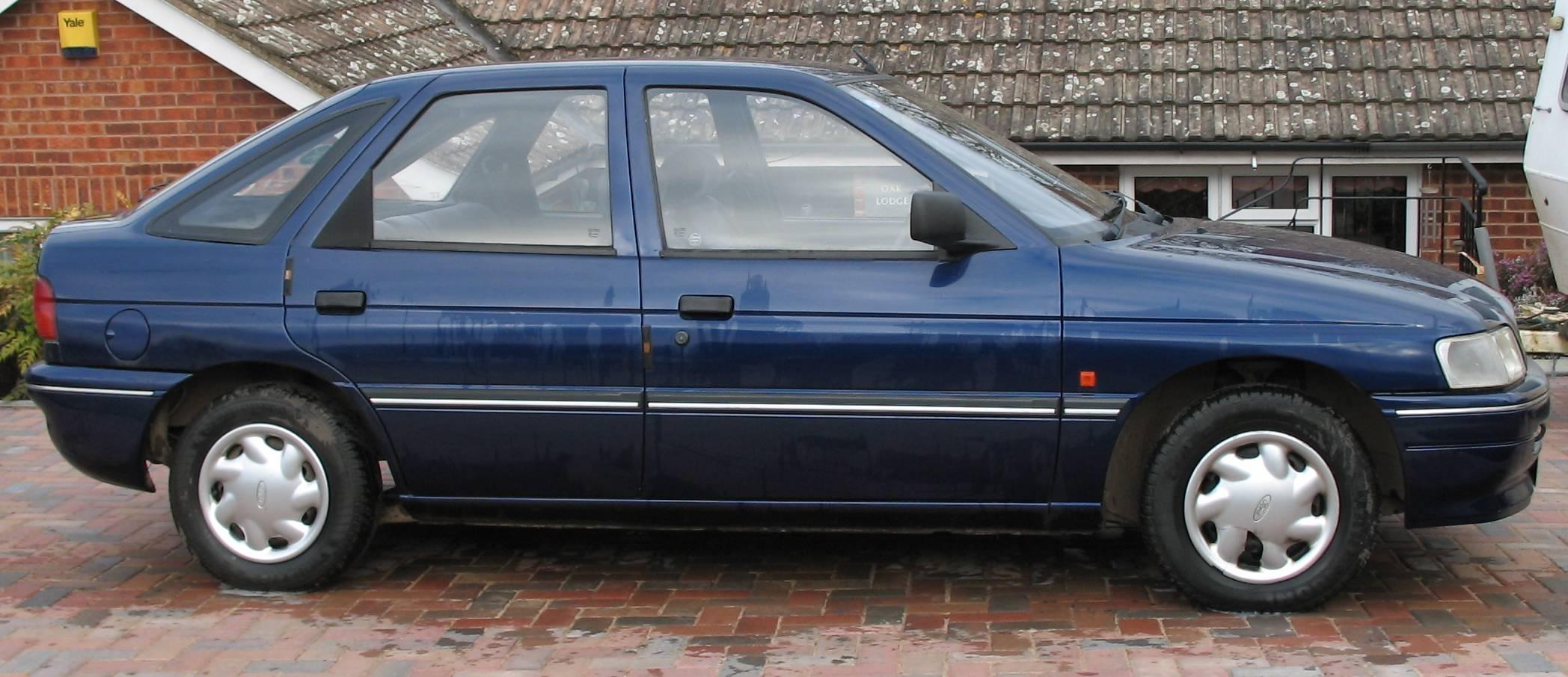 ford fender 1994 escort