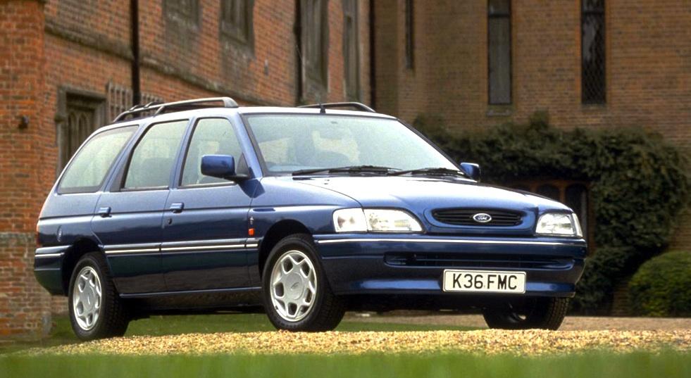 ford escort 1994 года