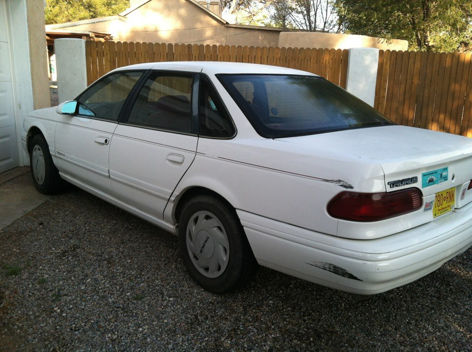 1990 Ford Taurus >> 1994 Ford Taurus - Information and photos - ZombieDrive