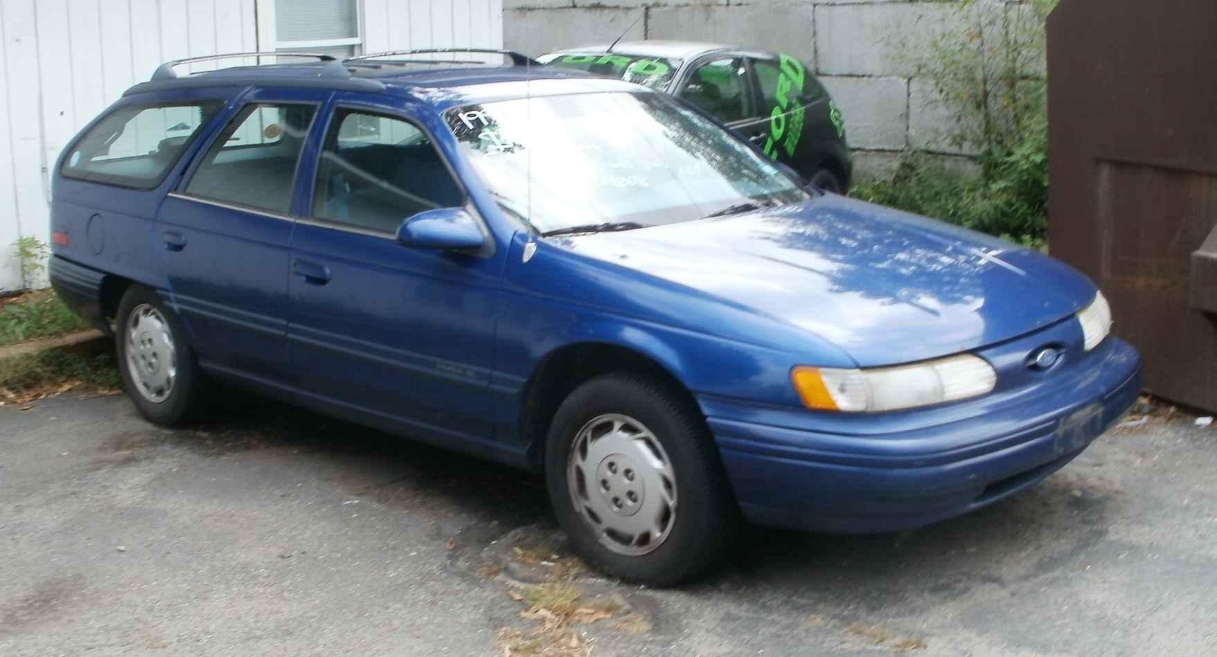Форд таурус 1994 фото