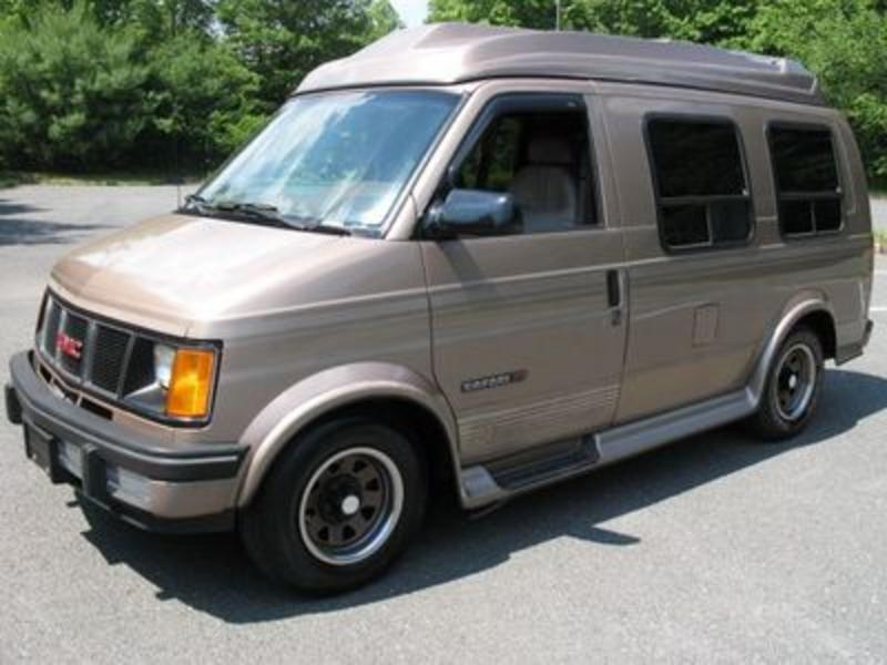 Gmc Conversion Van >> 1994 GMC SAFARI - Image #11