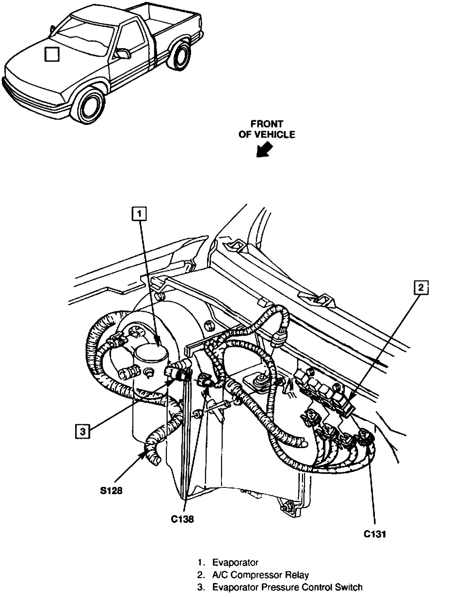 1997 Gmc Sonoma Wiring Diagrams Golden Schematic 1989 Headlight 1987 Jimmy Engine Data Radio