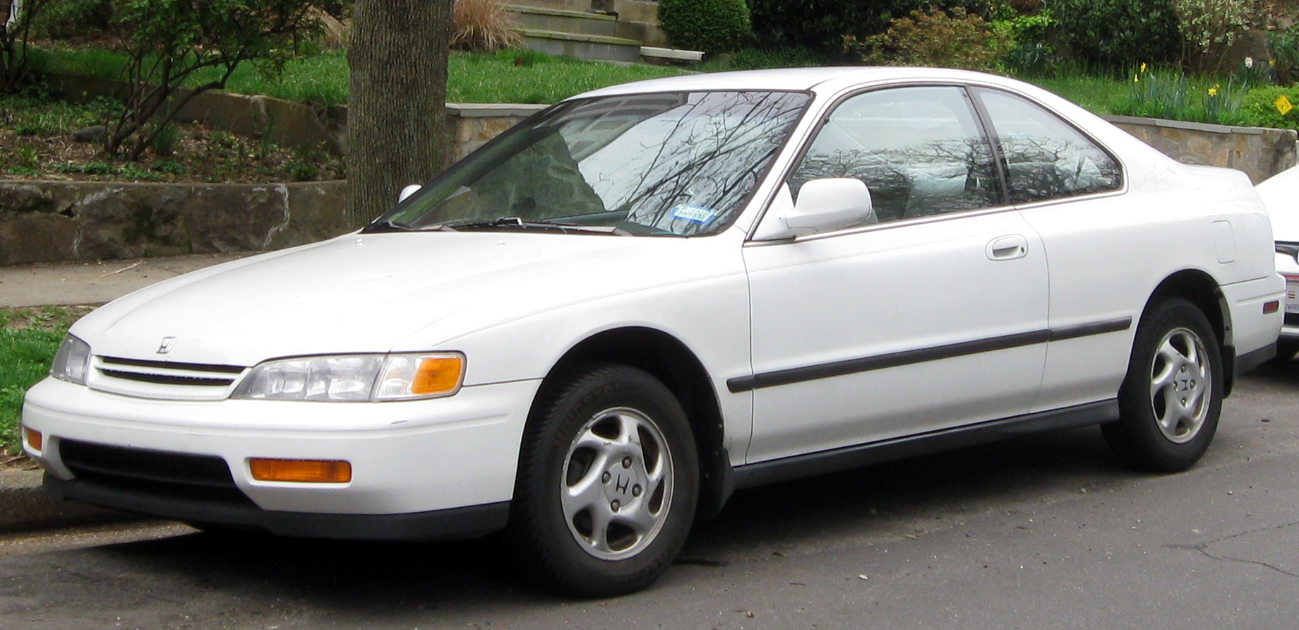 1994 honda accord information and photos zombiedrive. Black Bedroom Furniture Sets. Home Design Ideas