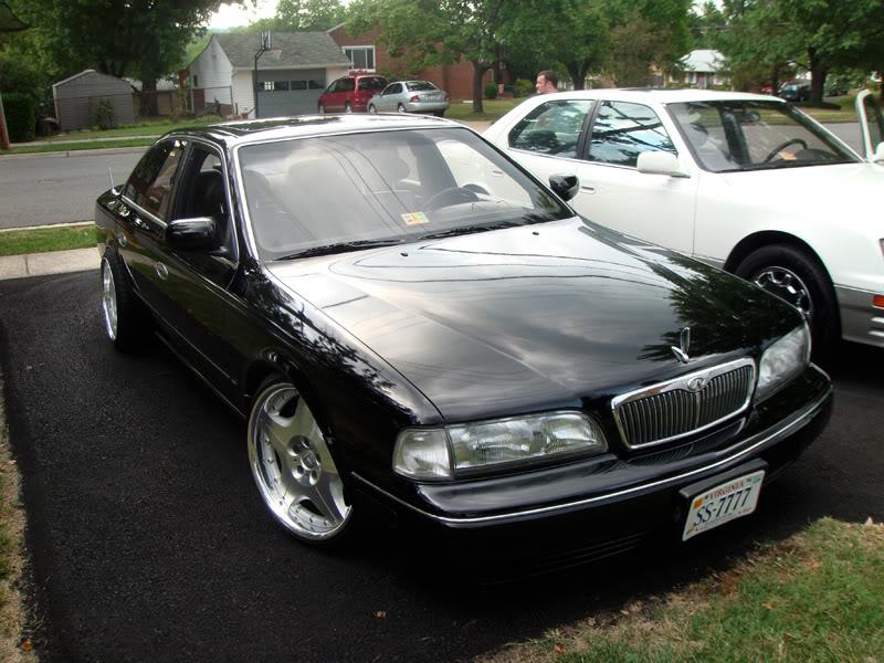 1994 Infiniti Q45 4