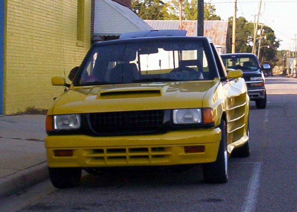 1994 Isuzu Pickup - Information and photos - ZombieDrive