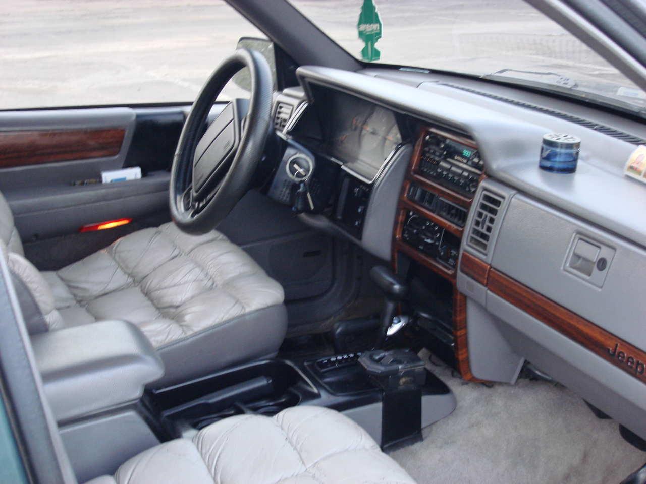 1994 Jeep Cherokee #9 Jeep Cherokee #9