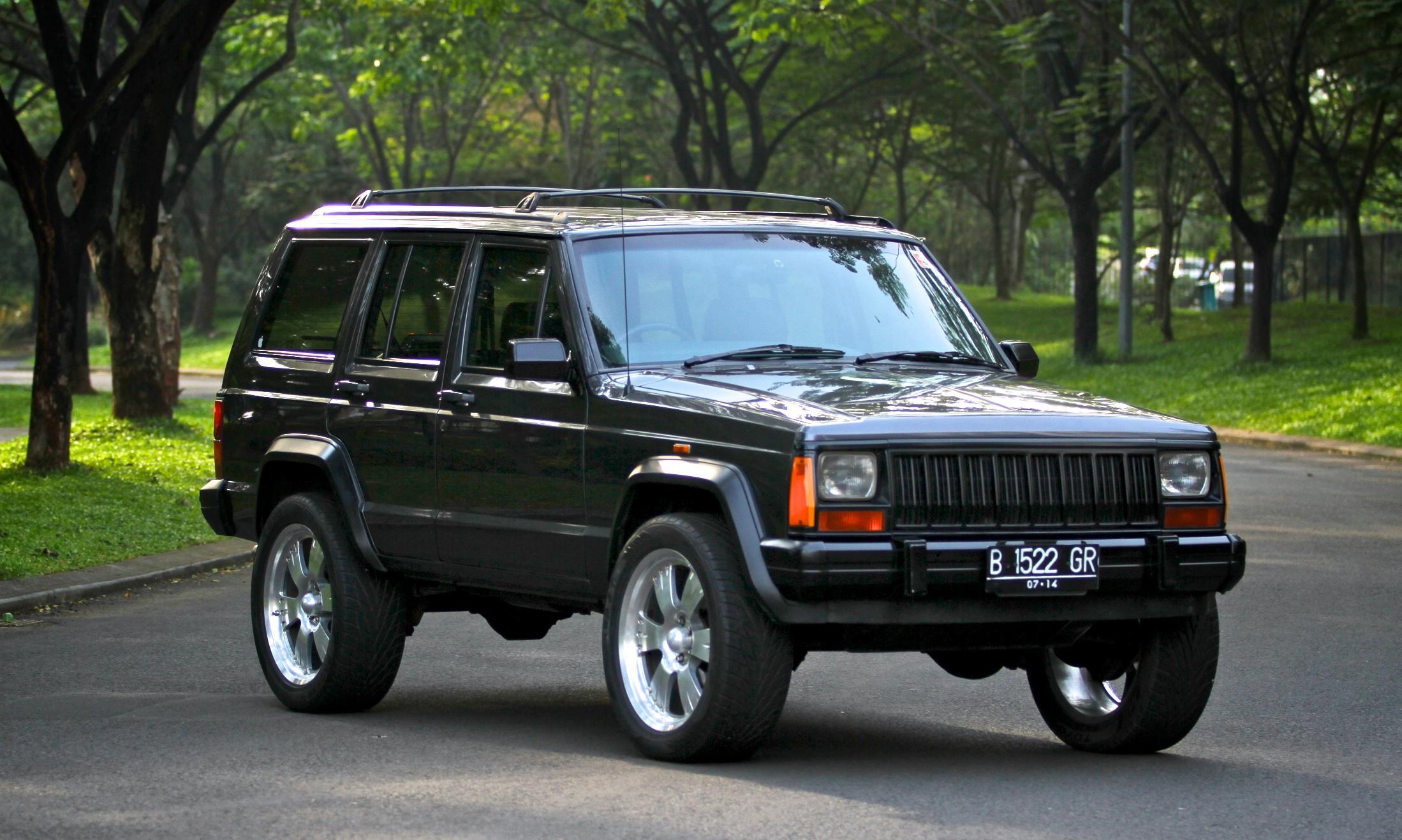 1994 Jeep Cherokee #13 Jeep Cherokee #13