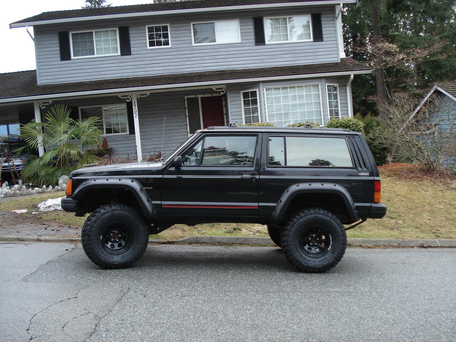 1994 Jeep Cherokee #2 Jeep Cherokee #2