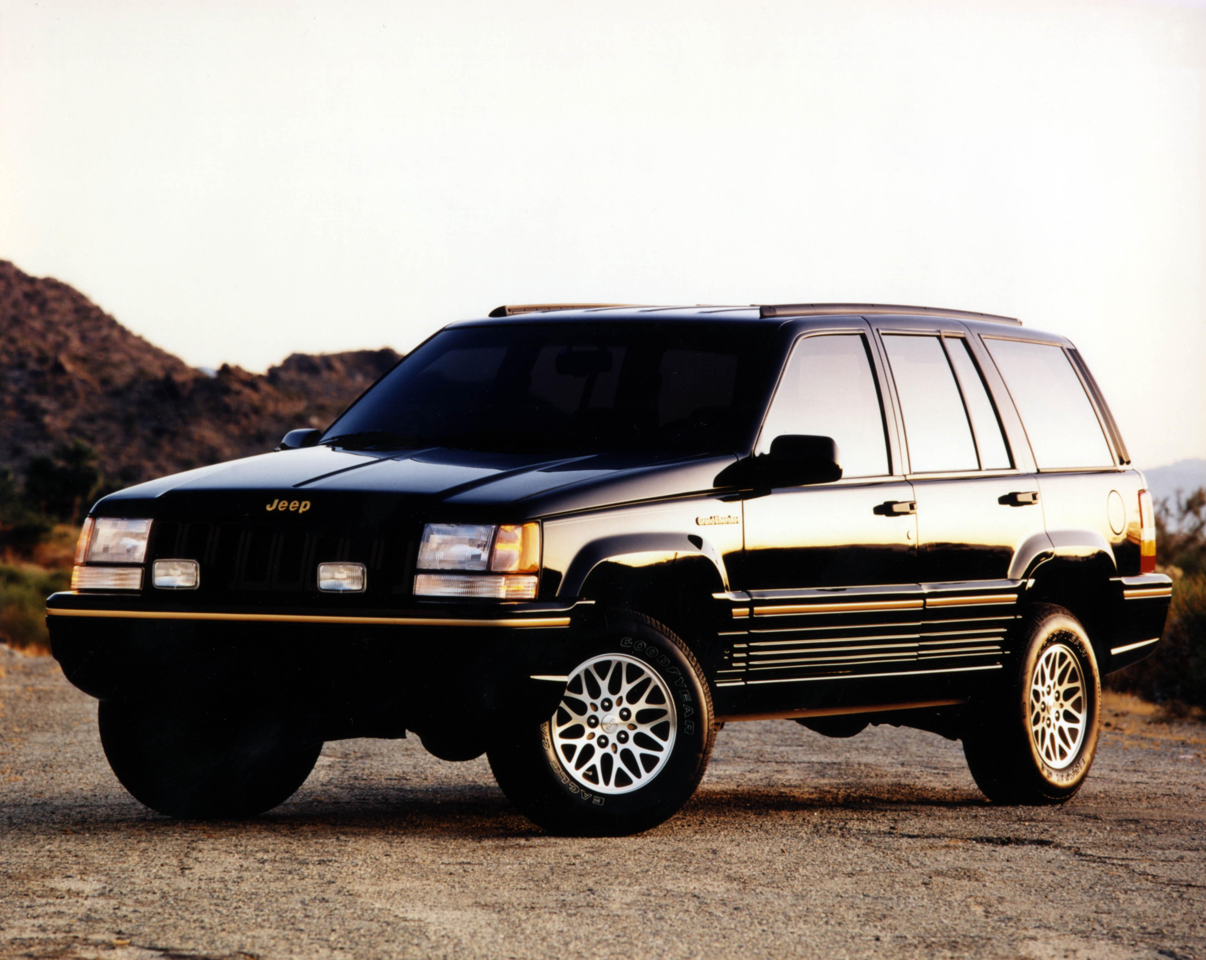 1994 Jeep Grand Cherokee #2 Jeep Grand Cherokee #2
