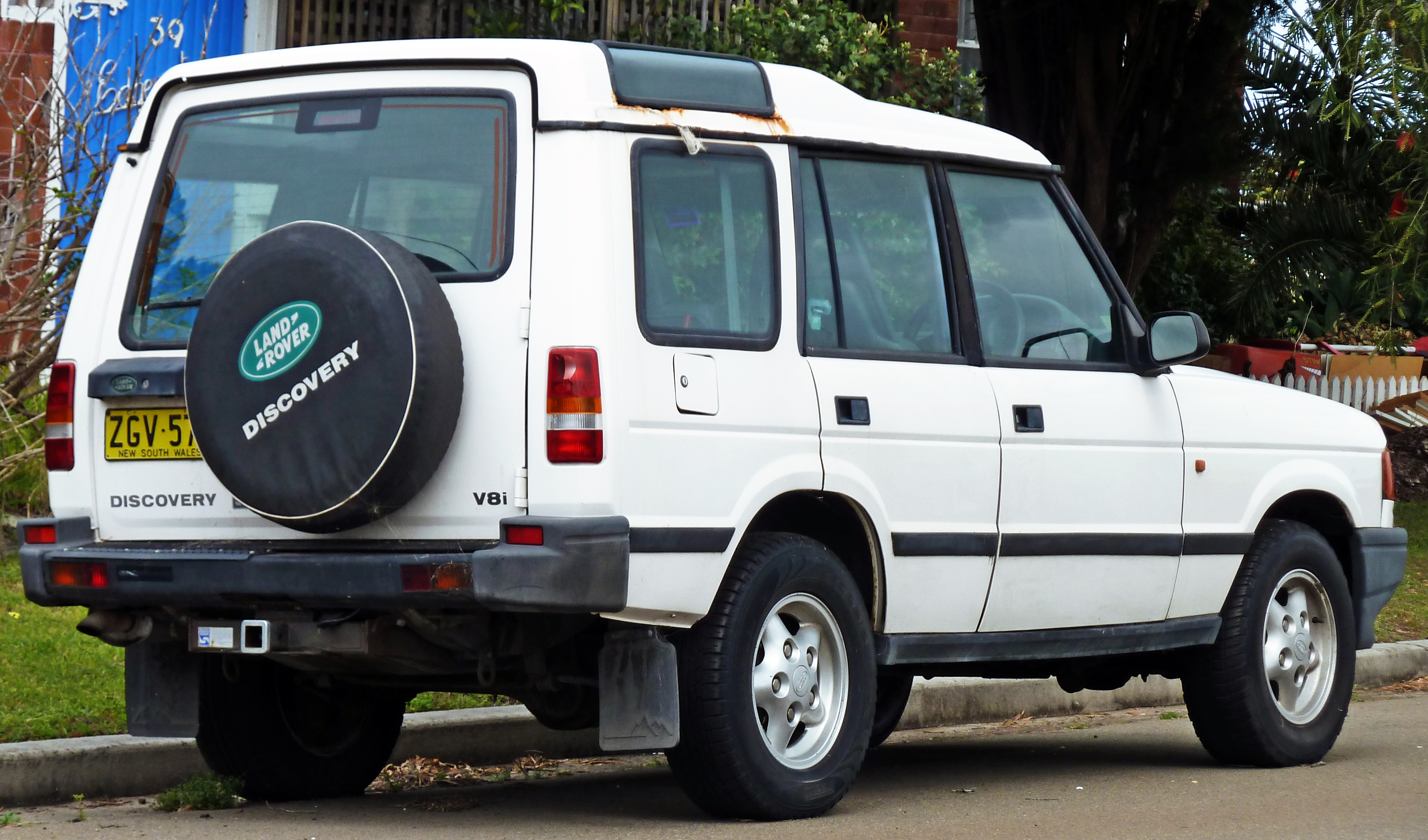 Land Rover Discovery >> 1994 LAND ROVER DISCOVERY - Image #6