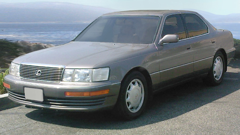 Lexus >> 1994 LEXUS LS 400 - Image #3