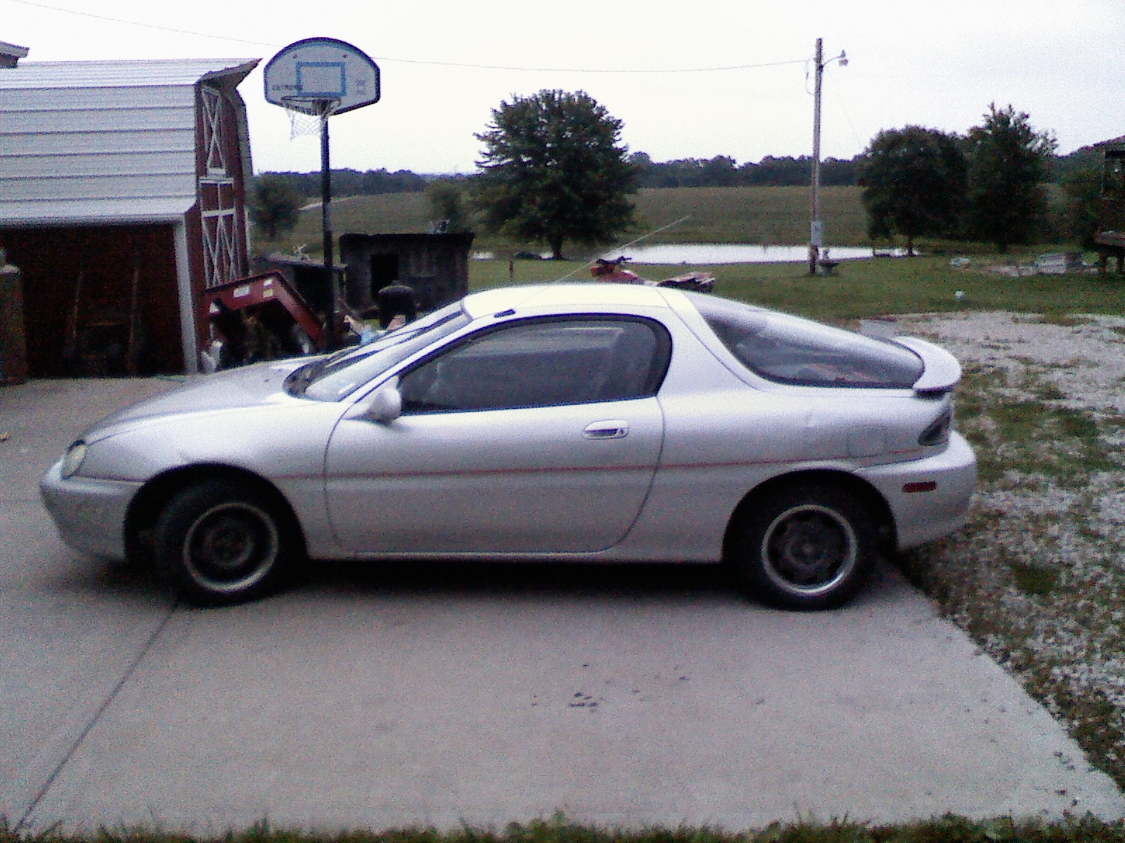 Mazda >> 1994 MAZDA MX-3 - Image #7