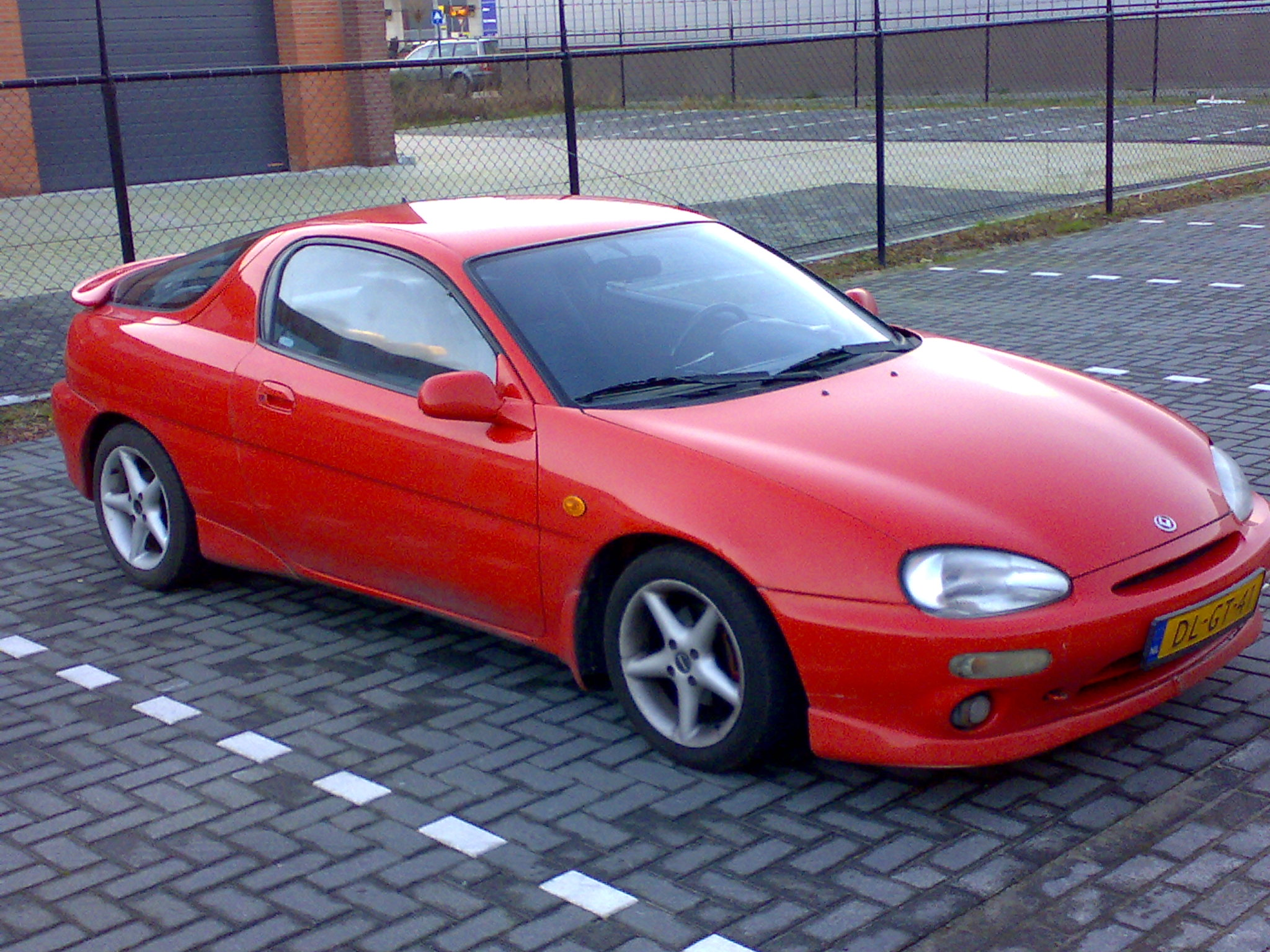 1994 mazda mx 3 information and photos zombiedrive. Black Bedroom Furniture Sets. Home Design Ideas