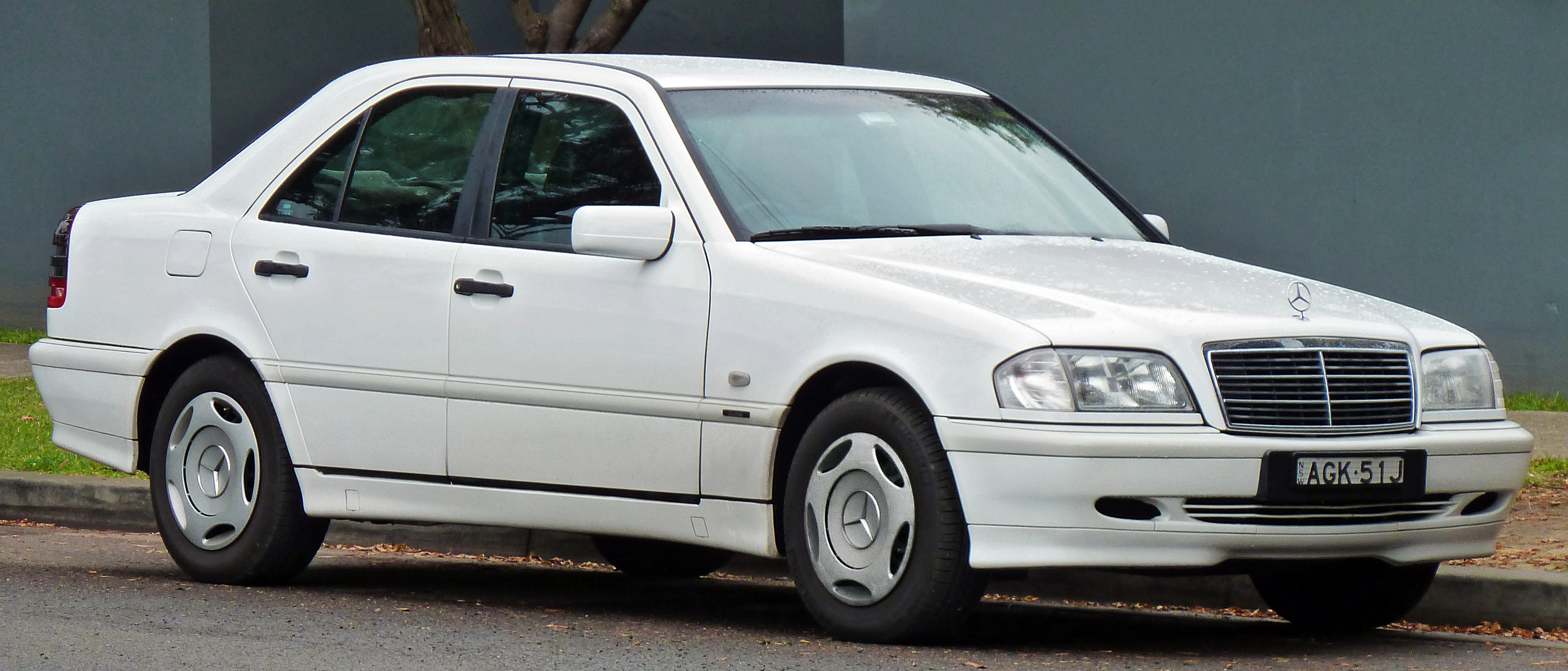 1994 mercedes benz c class information and photos for Explain the different classes of mercedes benz