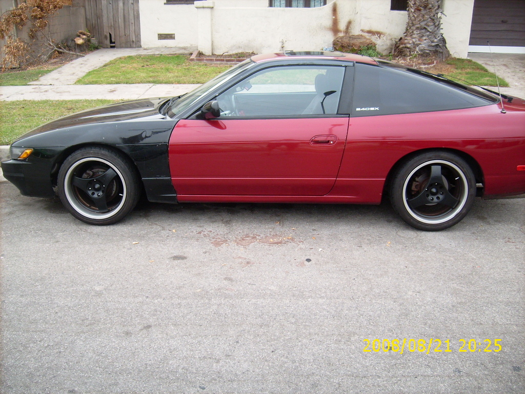 240 Sx Nissan >> 1994 NISSAN 240SX - Image #6