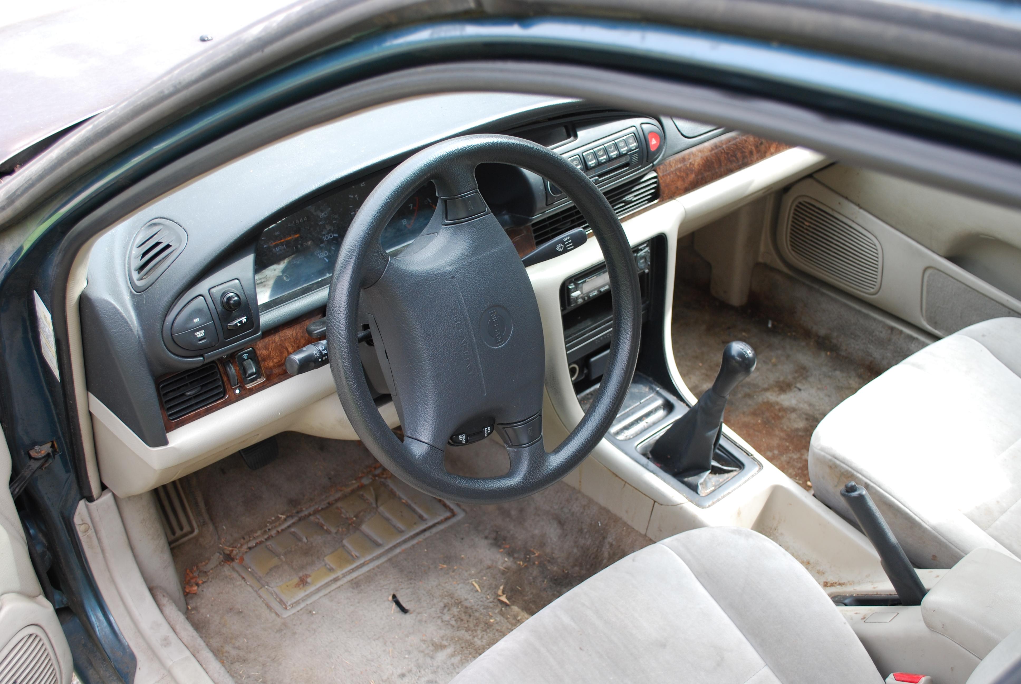 1994 Nissan Altima 3 Nissan Altima 3