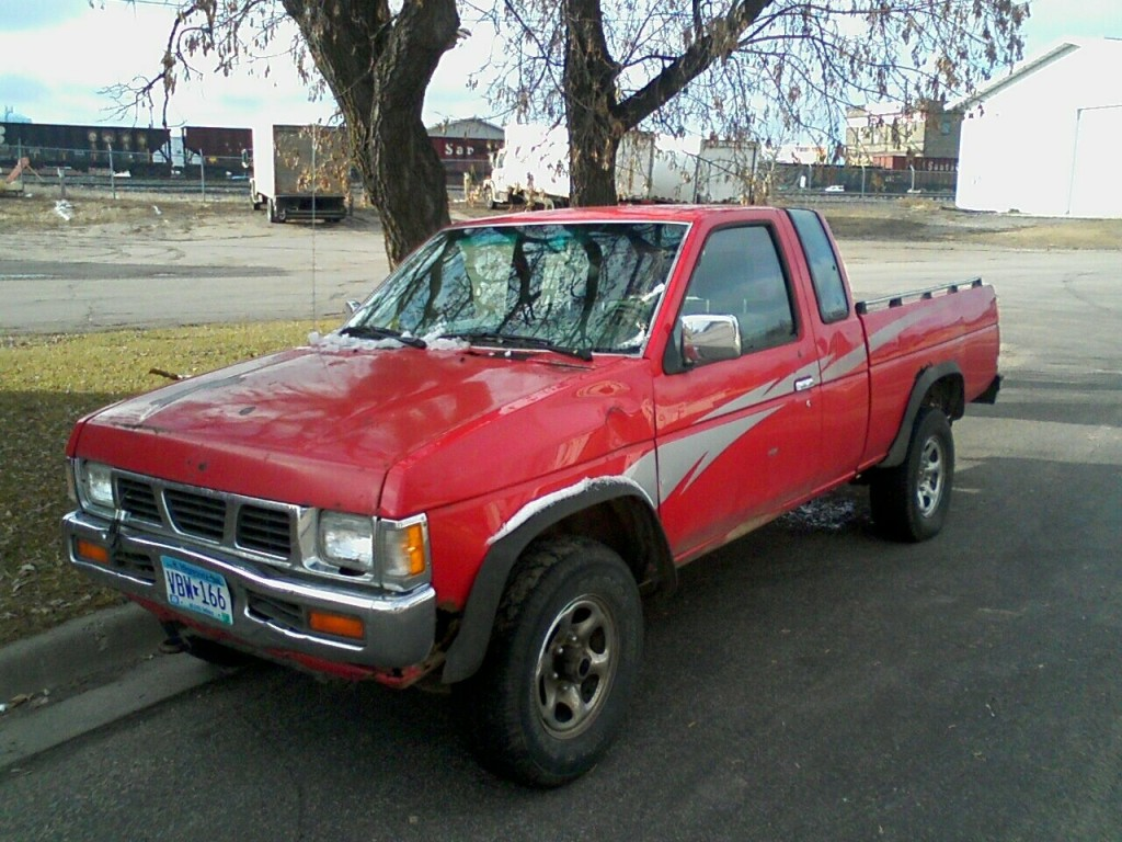 1994 Nissan Truck Information And Photos Zombiedrive