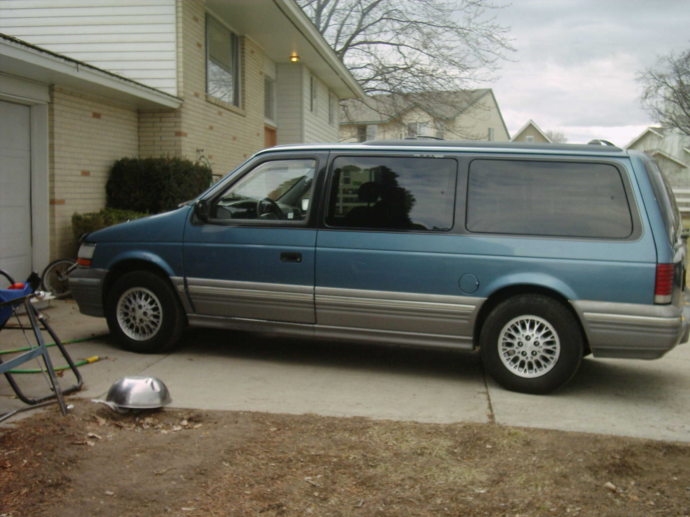 Plymouth Grand Voyager #3