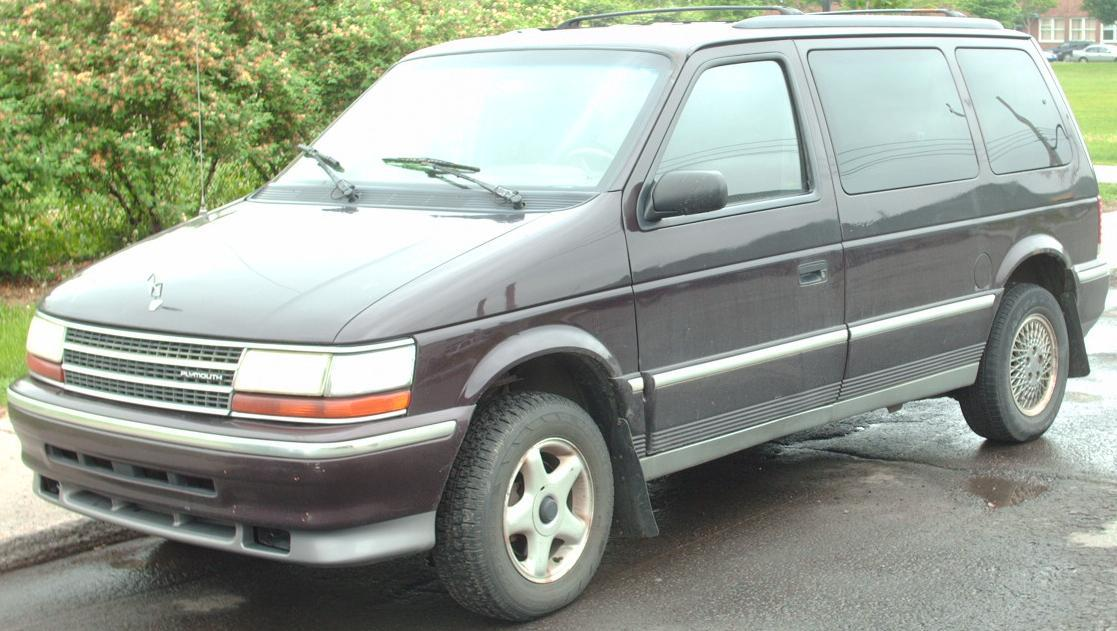 Plymouth Voyager #11