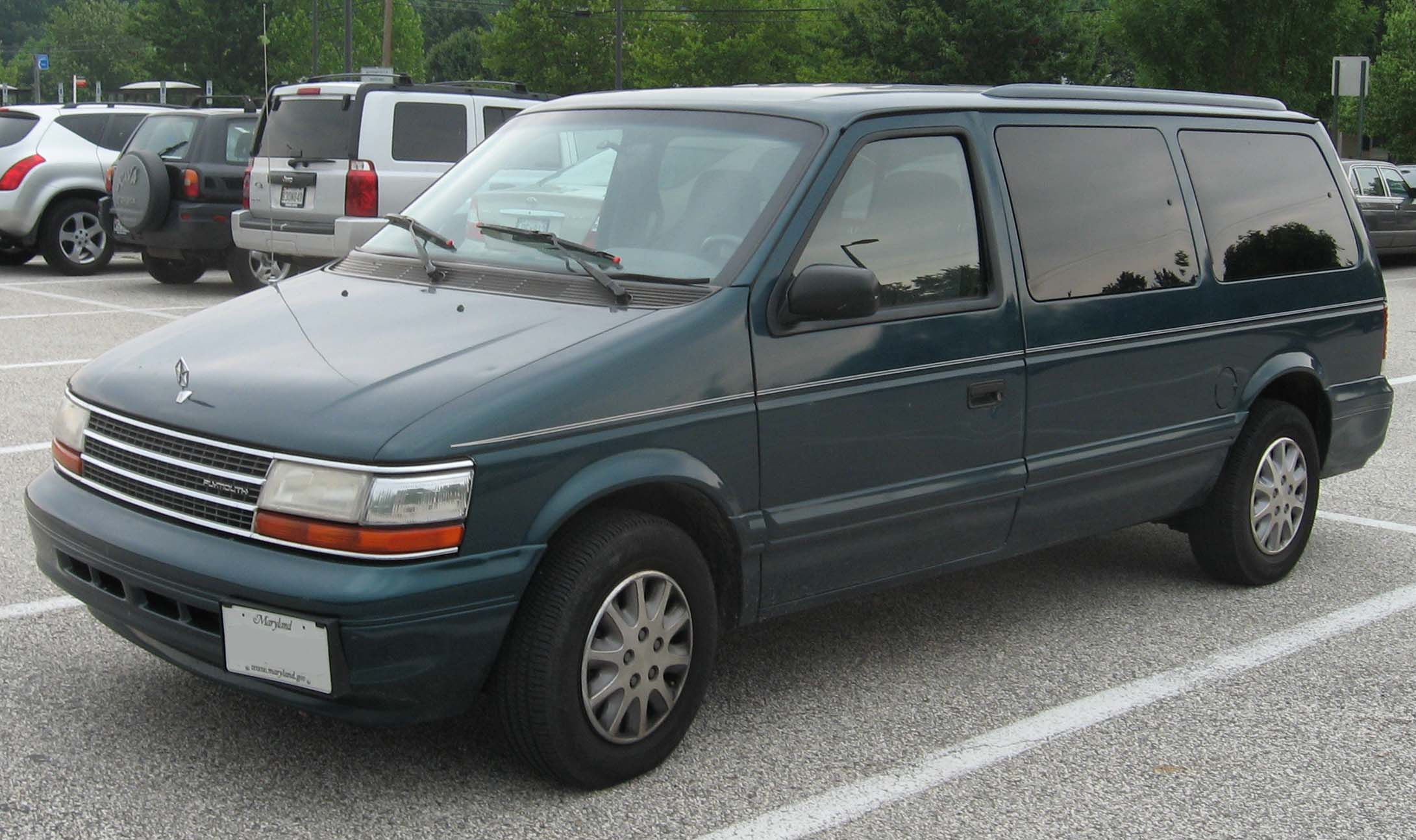 Plymouth Voyager #2