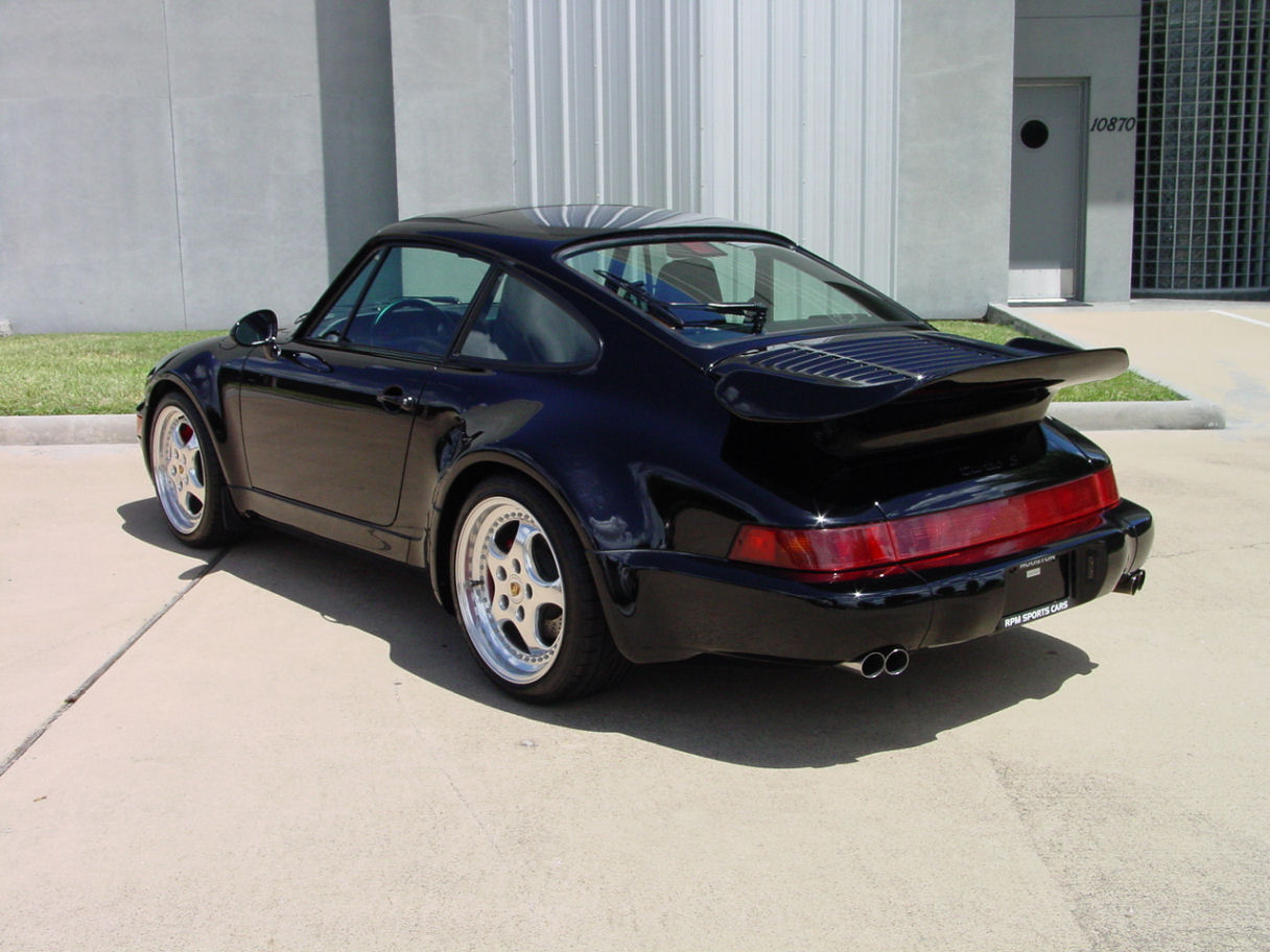 1994 Porsche 911 Information And Photos Zombiedrive