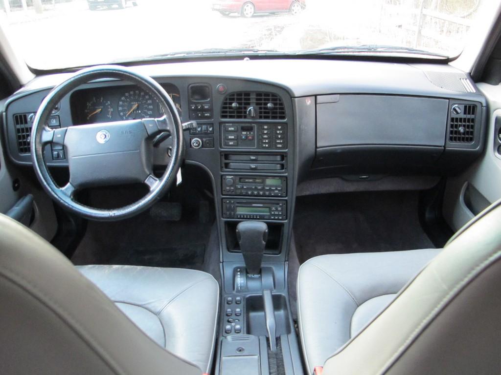 1994 Saab 9000 - Information and photos - ZombieDrive