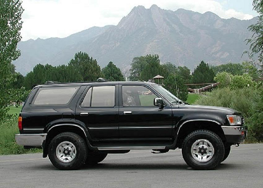 Toyota Four Runner >> 1994 TOYOTA 4RUNNER - Image #4